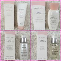 Mary Kay® Timewise Cleanser, Moisturizer, Day & Night Solution Select Your Item