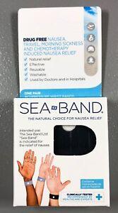 SEA-BAND® Nausea Relief Acupressure Motion Sickness Wrist ...