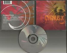 Matthias Hoffmann CYGNUS X Superstrings REMIXES & DUB & EDIT USA Limit CD Single