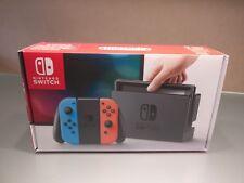Nintendo Switch LEERKARTON - Originalverpackung - NURVerpackung - OVP - Karton