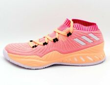 de4b78d950 Adidas SM Crazy Explosive Low RS Men's 12.5 Basketball Shoes Orange Pink  AQ0981