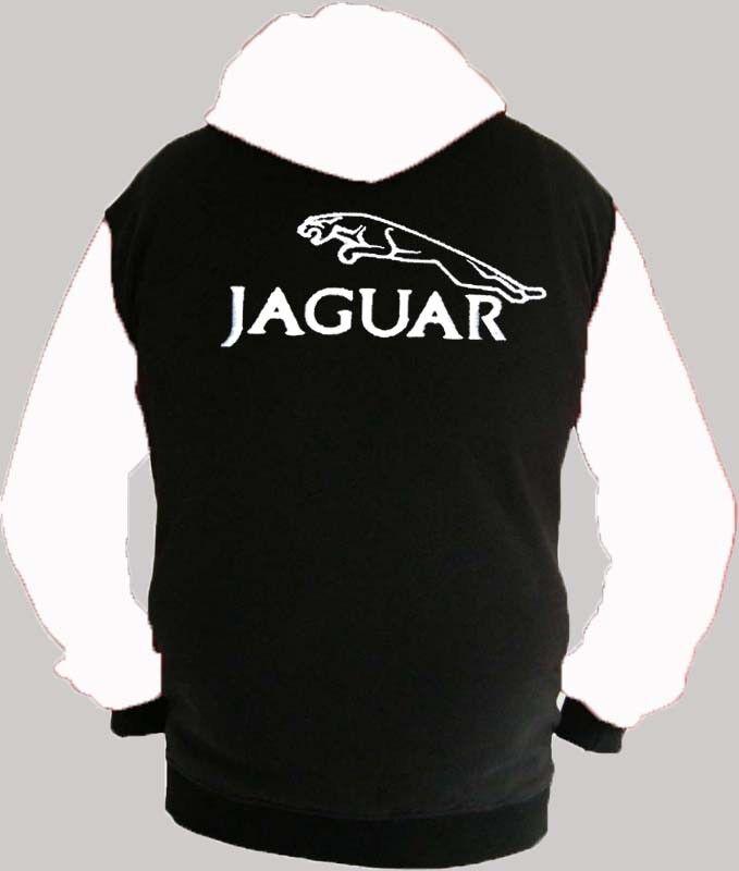 Jaguar Fan Kapuzenjacke Hoodie Lieferz. siehe Beschreibung
