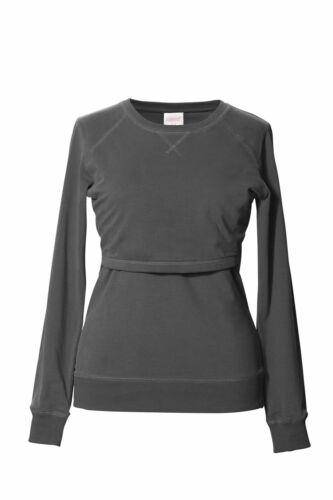 Boob 0297 B-Warmer Still-Sweatshirt Stillshirt UmstandsshirtS M L XLNEU