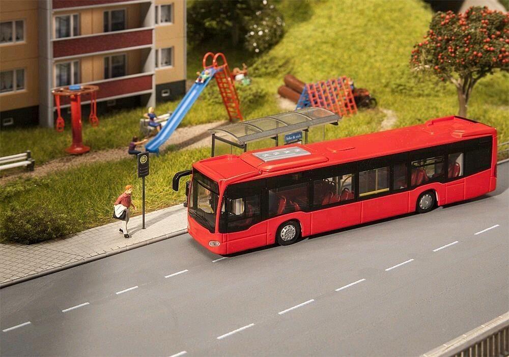 Faller 161667 voiture System Bus Stop Set   Nouvelle liste