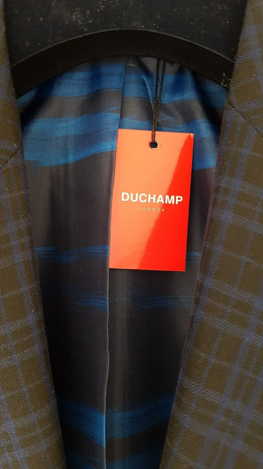 Duchamp London Veste NEUF, homme, NEUF, Veste UK 36, 100% authentique, e767f4