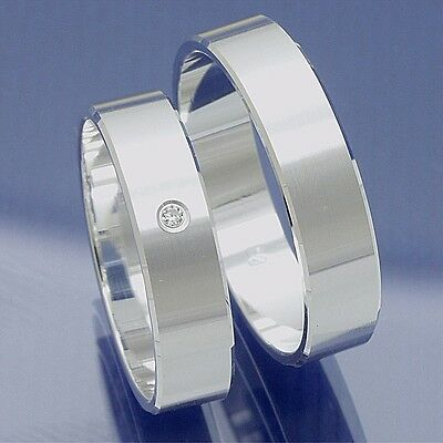Silber Trauringe Verlobungsring Für Die Verbundenheit Zweier Menschen P6216774
