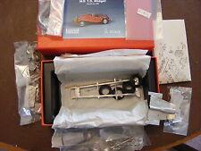 MG TD 1250 cc 2 Door Sports Car 1950 - 1:24 White Metal Kit