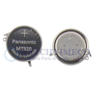 Panasonic mt920 battery capacitor seiko kinetic 5m82 5m83 5m84 5m85 7l22 ebay for Watches battery