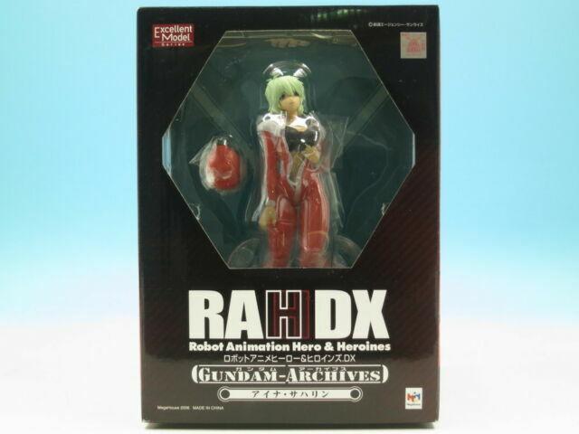FROM JAPAN Excellent Model RAHDX Mobile Suit Gundam Aina Sahalim Figure Meg...