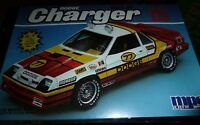 Mpc Dodge Shelby Charger Rally Model Car Mountain 1/25