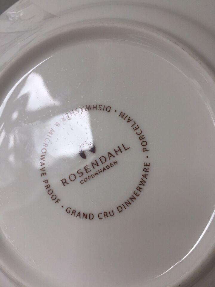 Kop med underkop, Rosendahl