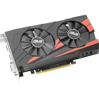 ASUS GeForce GTX 1050 Ti Expedition OC GDDR5 4GB Grafikkarte PCI Express