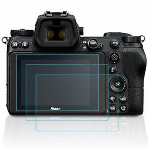 Tech-Armor-Ballistic-Glass-Screen-Protector-for-Nikon-Z6-amp-Nikon-Z7-3-Pack