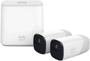 NEW-eufy-T8801CD2-HD-2-Camera-amp-Home-Base-Security-Kit