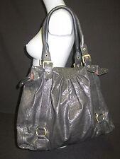 ❤️  BOVARY  ❤️  Leder Handtasche schwarz Tasche Damentasche