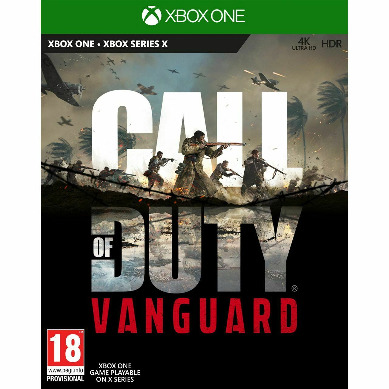 Call Of Duty: Vanguard For Xbox One