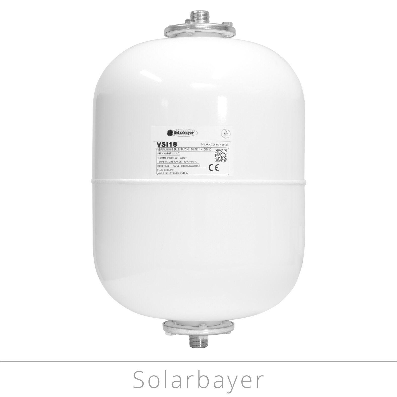 Solarbayer Solar Panel Modul System System System 14,14m² Warmwasser + Heizungsunterstützung 1ffb98