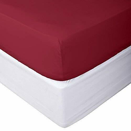 Luxurious Bedding Bed Sheet Set 4 PCs Egyptian Cotton 1000-TC All Size /& Color