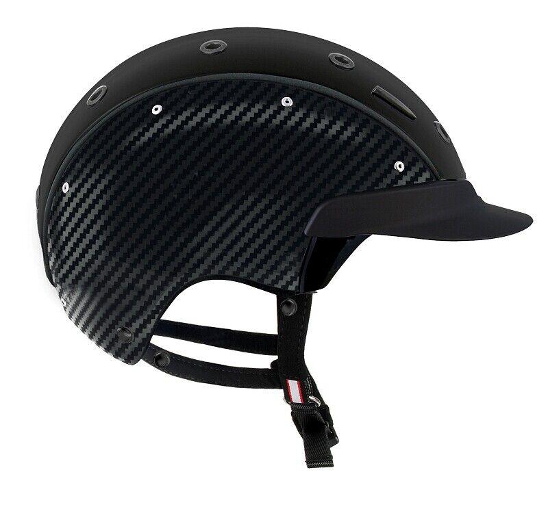 Casco Master 6 Cochebon reithelm negro casco de seguridad dressurhelm