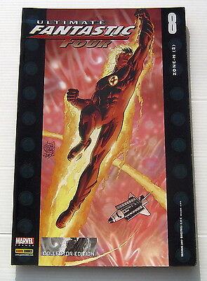 100% Waar Ultimate Fantastic Four - 8 . Collector Edition . Marvel Versterkende Taille En Pezen