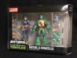 DC-Collectibles-Batman-vs-TMNT-Batgirl-amp-Donatello-Action-Figure-2-Pack-Gamestop