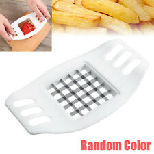 Stainless Steel Potato Cutter Slicer Chopper Vegetable Kitchen Cooking Tool