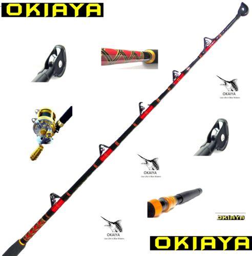 OKIAYA COMPOSIT 80-130LB