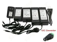 Ac 110v To Dc 24v 1234567a Transformer Power Supply Adapter For Led Strip