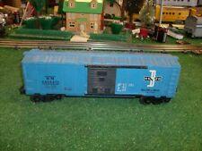 LIONEL TRAINS POSTWAR NO. 6464-475 BOSTON AND MAINE BOX CAR 1957-1960, 1965-68