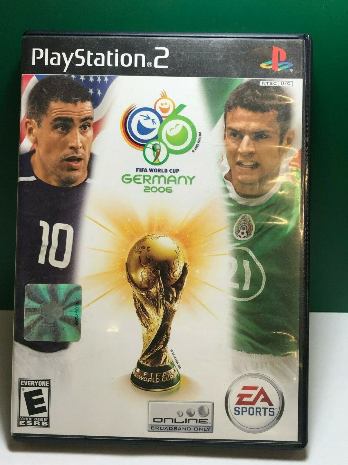 2006 FIFA World Cup (Sony PlayStation 2, 2006)