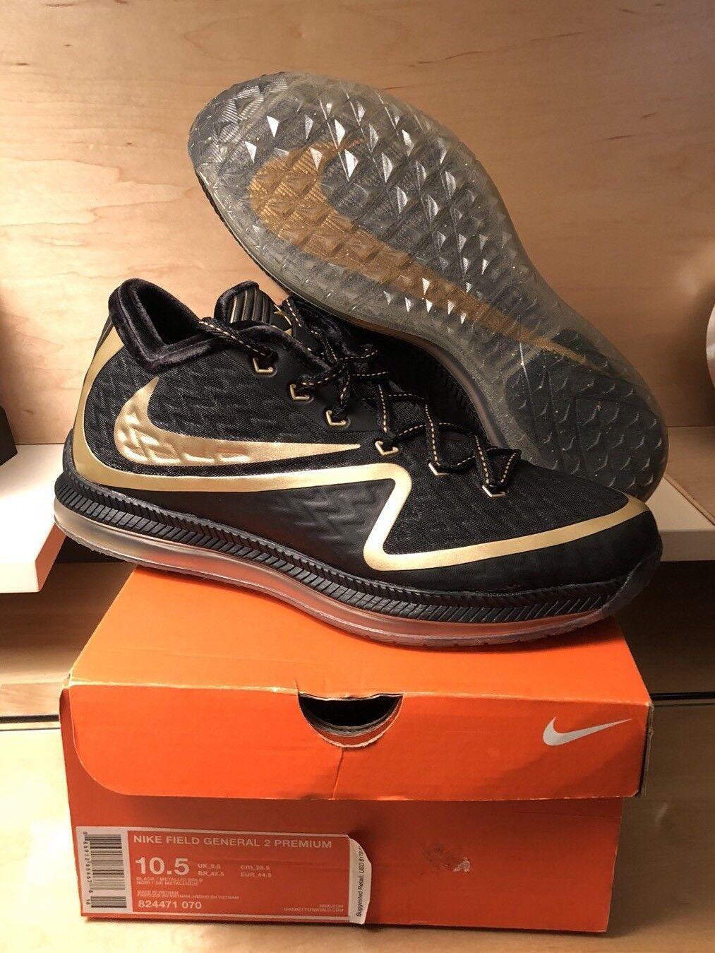 Nike Field General 2 New US 10.5 Rare New 2 749310-108 22d046