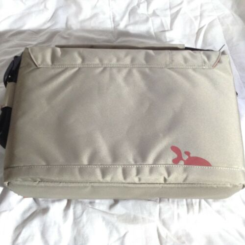 7da049f47fd7 2 of 9 Funky laptop messenger bag iMac Microsoft Samsung designed in  Belgium bnwt