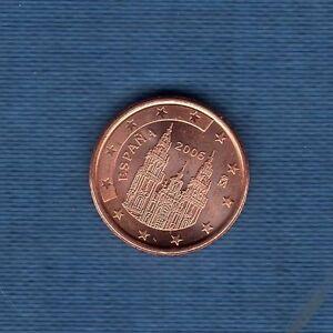 Espagne-2006-1-centime-d-039-euro-Piece-neuve-de-rouleau