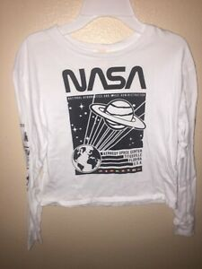NEW Girl/'s 2T NASA Kennedy Space Center Graphic T-Shirt *Forever /& Always*