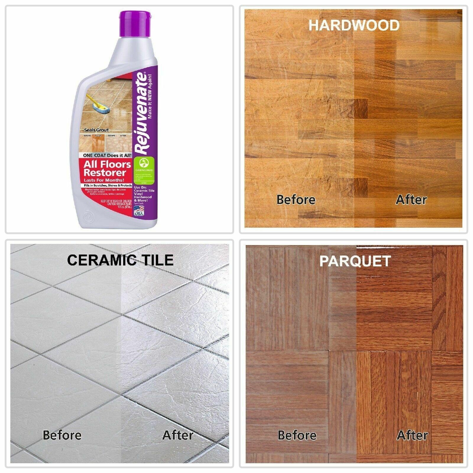 Rejuvenate All Floors Restorer 16 Oz