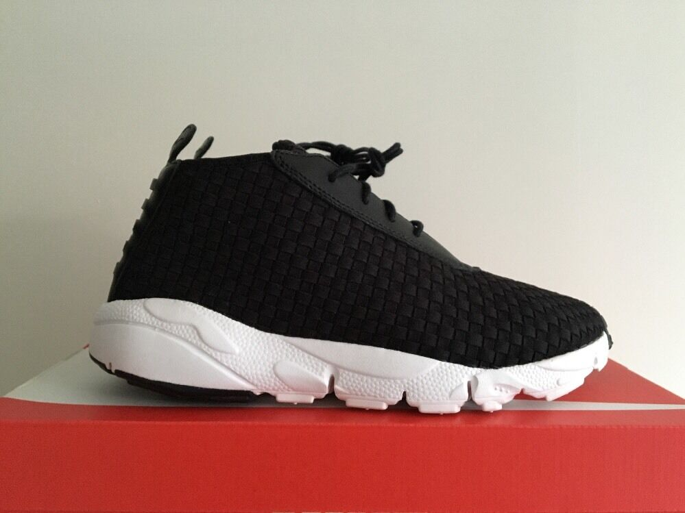 Nike Air Footscape Dessert Chukka QS Black Size 10