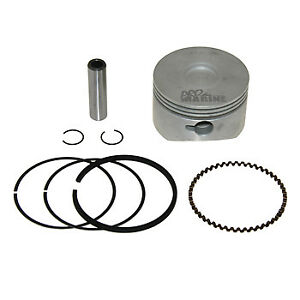 Mercury Inline 2-4 Cyl Bore Size 2.565 743-5172A6 Vertex Piston Kit Std