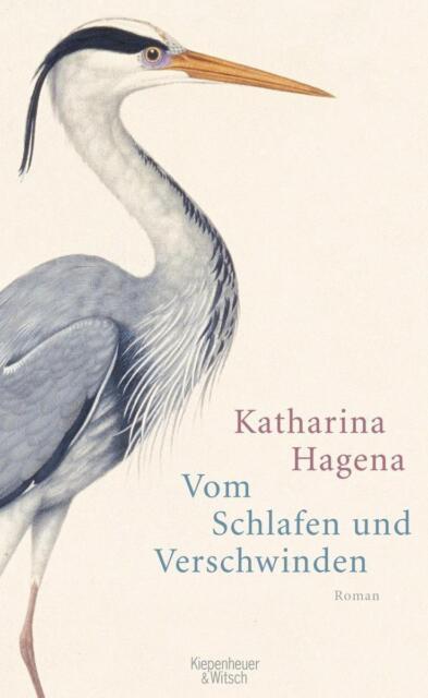Hagena, Katharina - Vom Schlafen und Verschwinden /4