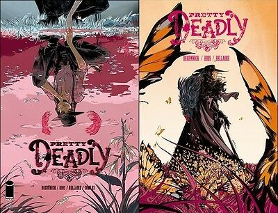 SIGNED KELLY SUE DECONNICK PRETTY DEADLY #2 1ST PRINTING IMAGE COMICS