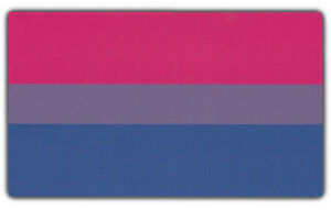 Bisexual bumper stickers