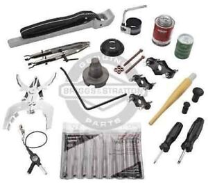 Briggs stratton basic service tool kit small engine for Small motor repair shop