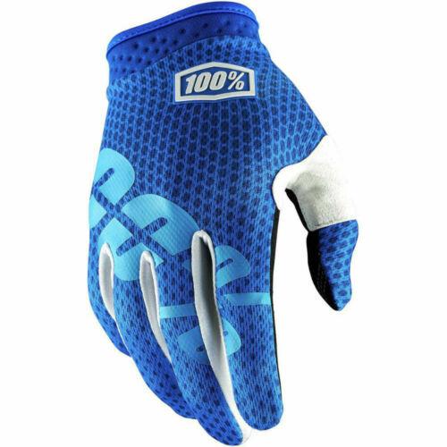 Adult Motocross MX MTB off road 2018 100/% iTrack Gloves