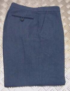 Infatigable Genuine British Raf Royal Air Force-no1/2 Vieux Patt Robe Pantalon-toutes Les Tailles-afficher Le Titre D'origine Marchandises De Haute Qualité