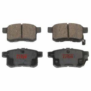 Disc Brake Pad Set-Premium Disc Brake Pad Rear TRW TPC1095