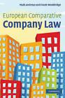 European Comparative Company Law by Mads Andenas, Frank Wooldridge (Hardback, 2009)
