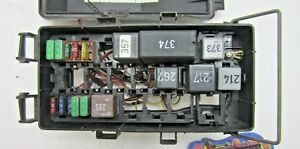 Image Is Loading 96 Audi A6 Main Fuse Box Relay Switch