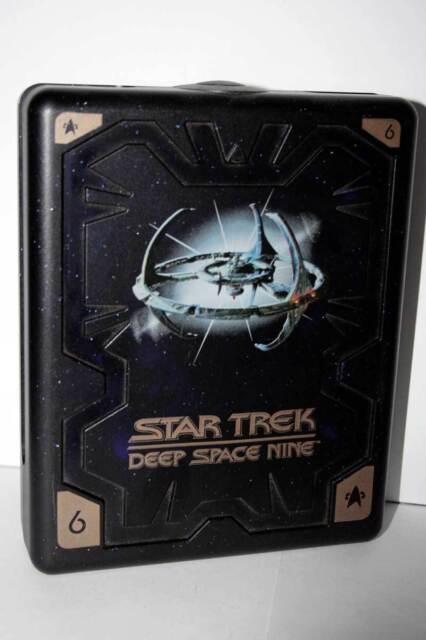 STAR TREK DS9 COFANETTO STAGIONE 6 2003 DEEP SPACE NINE USATO OTTIMO MC6 57544
