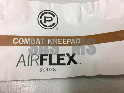 Crye Precision AirFlex Combat Knee Pads KHAKI SET PAD-KC3-01-000 5571