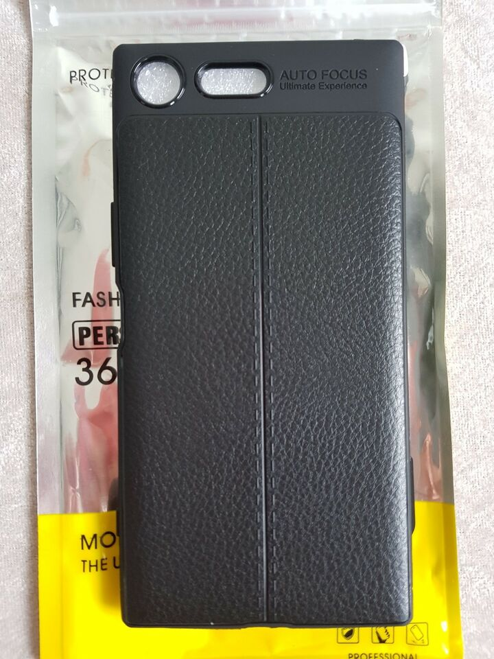 Cover, t. andet mærke, Sony XZ Premium