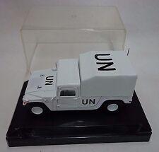Victoria ?1/43? UN White Military Humvee Hummer Humve Die-Cast Model FREE SHIP!!